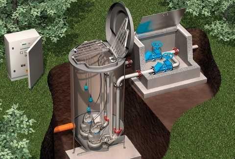 serwis czyszczenie pomp i przepompowni ścieków gdynia sopot gdańsk trójmiasto